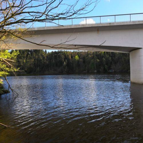 Most u chaty